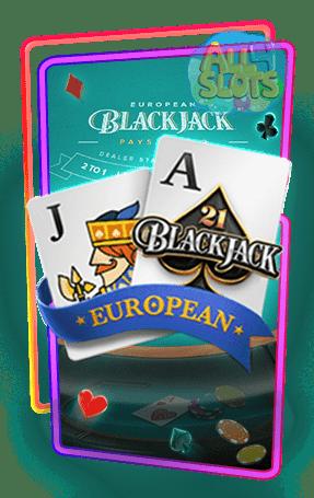 ปก European Blackjack
