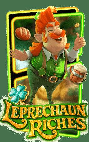 ปก Leprechaun Riches