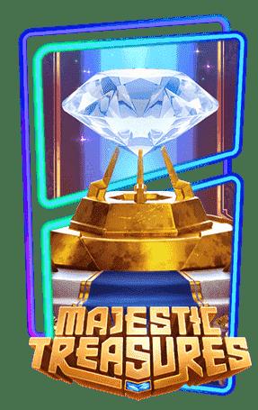 ปก Majestic Treasures