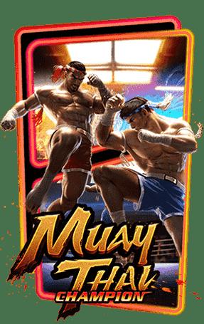 ปก Muay Thai Champion