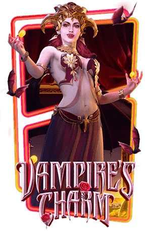ปก Vampire's Charm