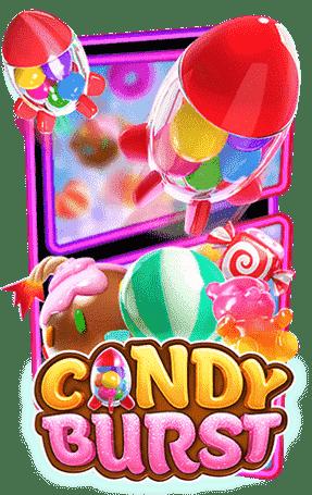 ปก candy burst