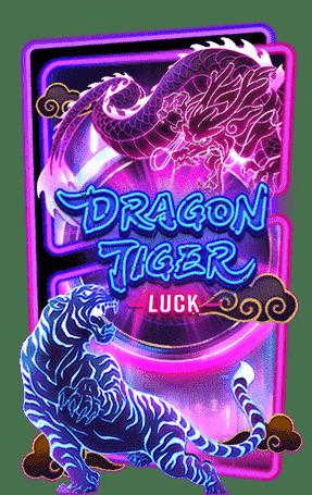 Dragon Tiger Luck logo