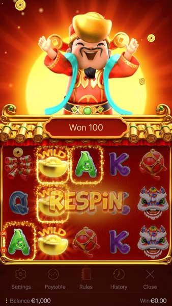 Fortune Gods Firecracker sn