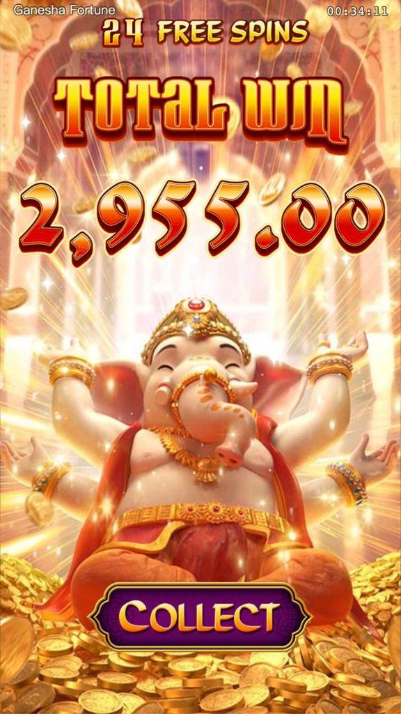 Ganesha Fortune game