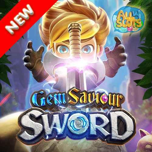 Gem Saviour Sword New