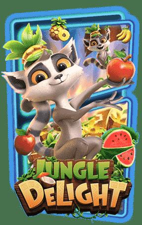 Jungle Delight logo