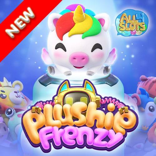 Plushie frenzy New