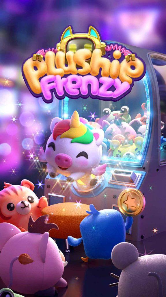 Plushie frenzy game