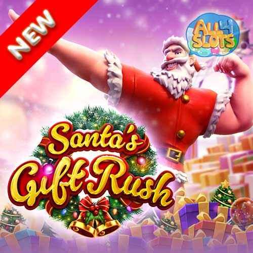 Santa's Gift Rush banner