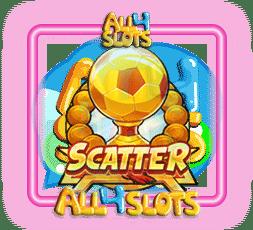 Shaolin Soccer scatter