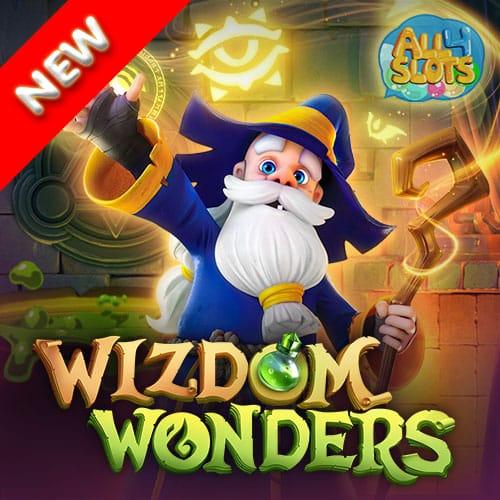 Wizdom Wonders New
