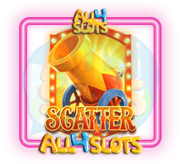 circus Delight scatter symbol