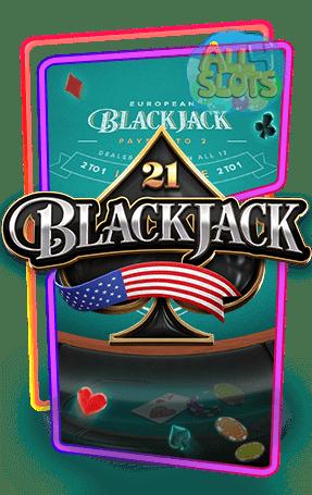 ปก American Blackjack