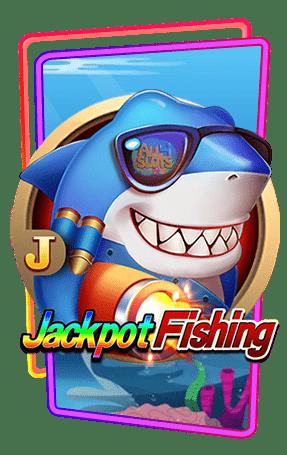 ปก Jackpot Fishing