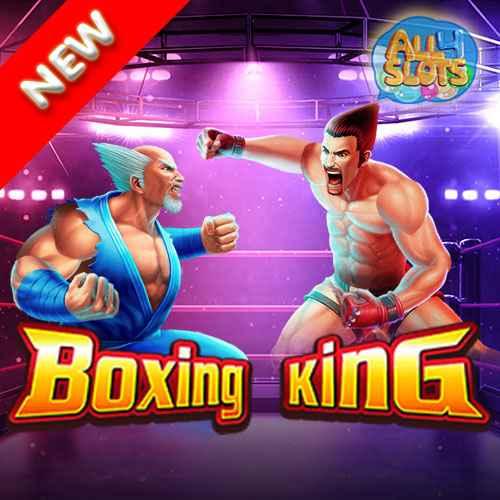 Boxing King Banner