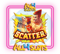 Boxing King Scatter