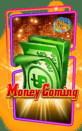 Money Coming logo
