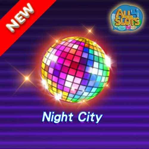 Night City banner