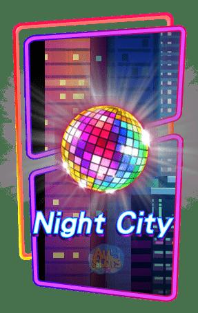 Night City logo