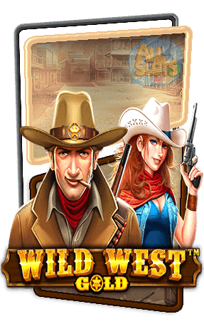 ปก wild west gold