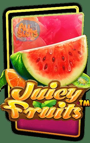 ปก Juicy Fruits