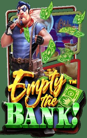 ปก Empty-The-Bank
