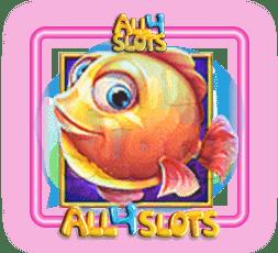 Fishin Reels ปลาสีส้ม