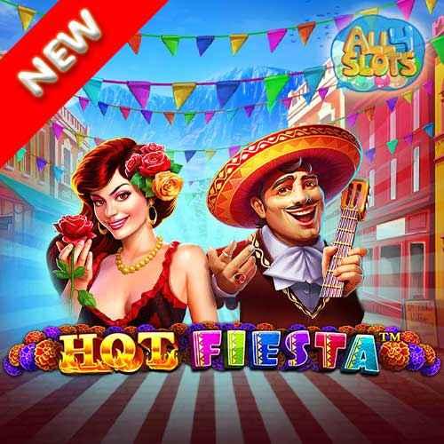 Hot Fiesta banner