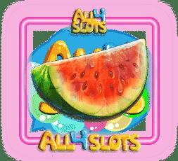 Juicy Fruits watermelon