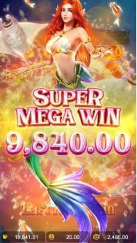 Mermaid Riches feature