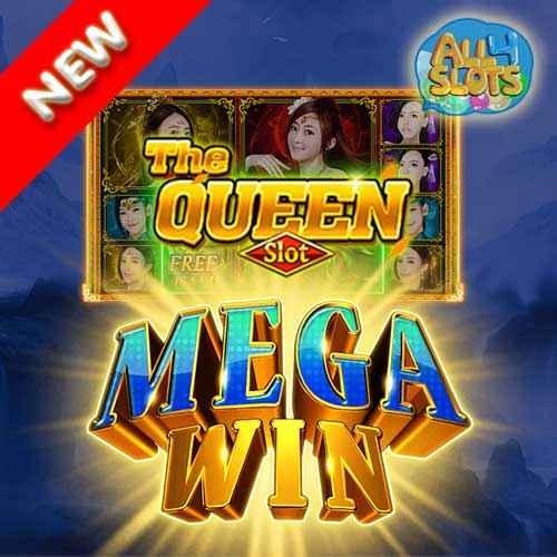 The Queen Slot banner