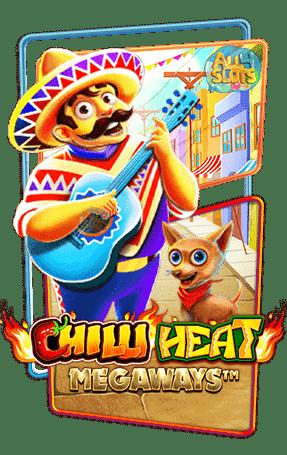 ปก Chilli Heat Megaways