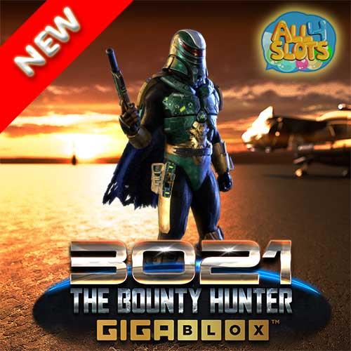 3021 The Bounty Hunter Gigablox banner
