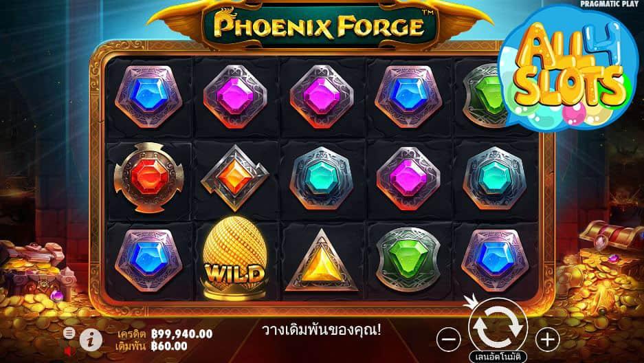 Phoenix-forge-slot-demo