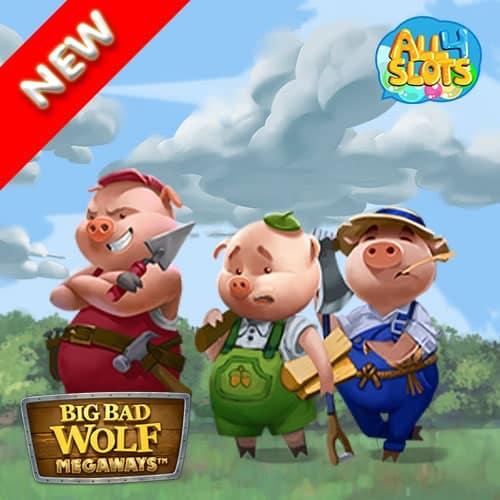 Big-Bad-Wolf-Megaways