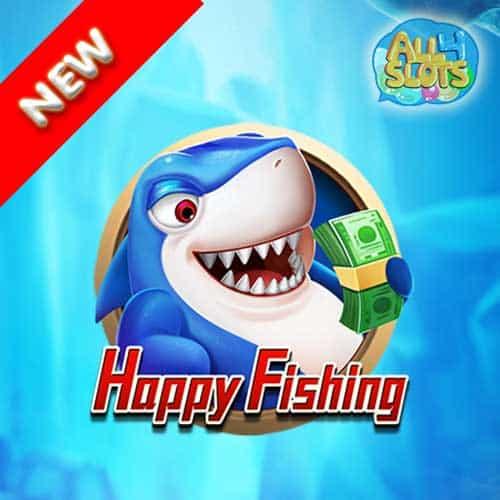 Happy Fishing banner