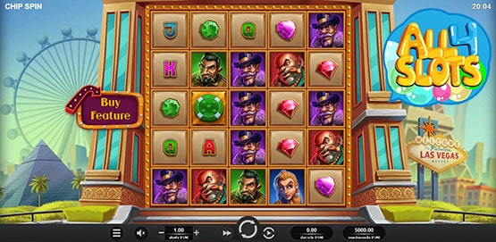 chip-spin-slot-demo