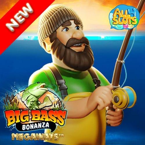 สล็อต Big-Bass-Bonanza-Megaways