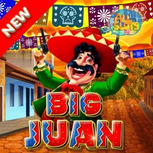 Big Juan banner