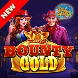 Bounty Gold banner