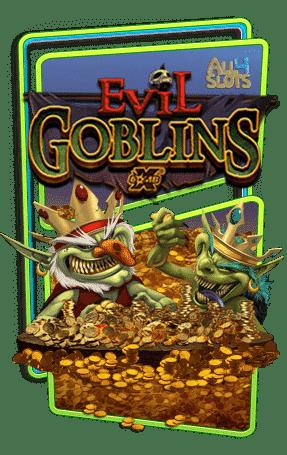 Evil Goblins xBomb logo