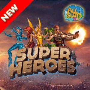 Super Heroes ban