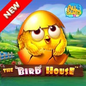The Bird House banner