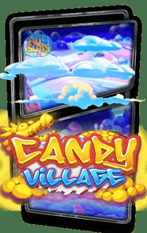 candy village logo